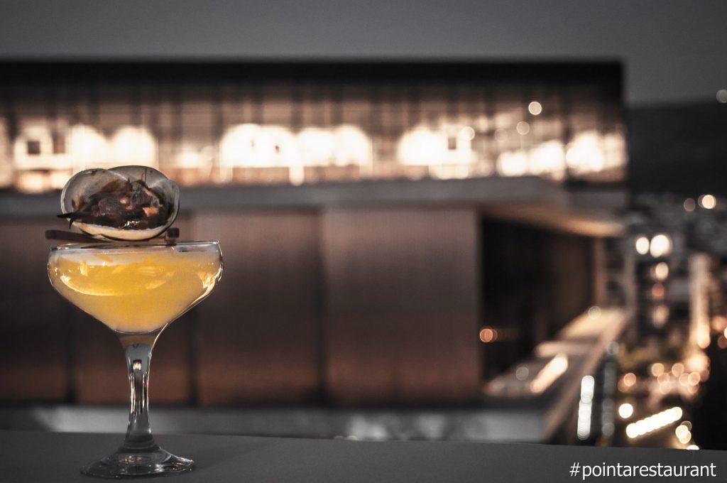 point a restaurant cocktails